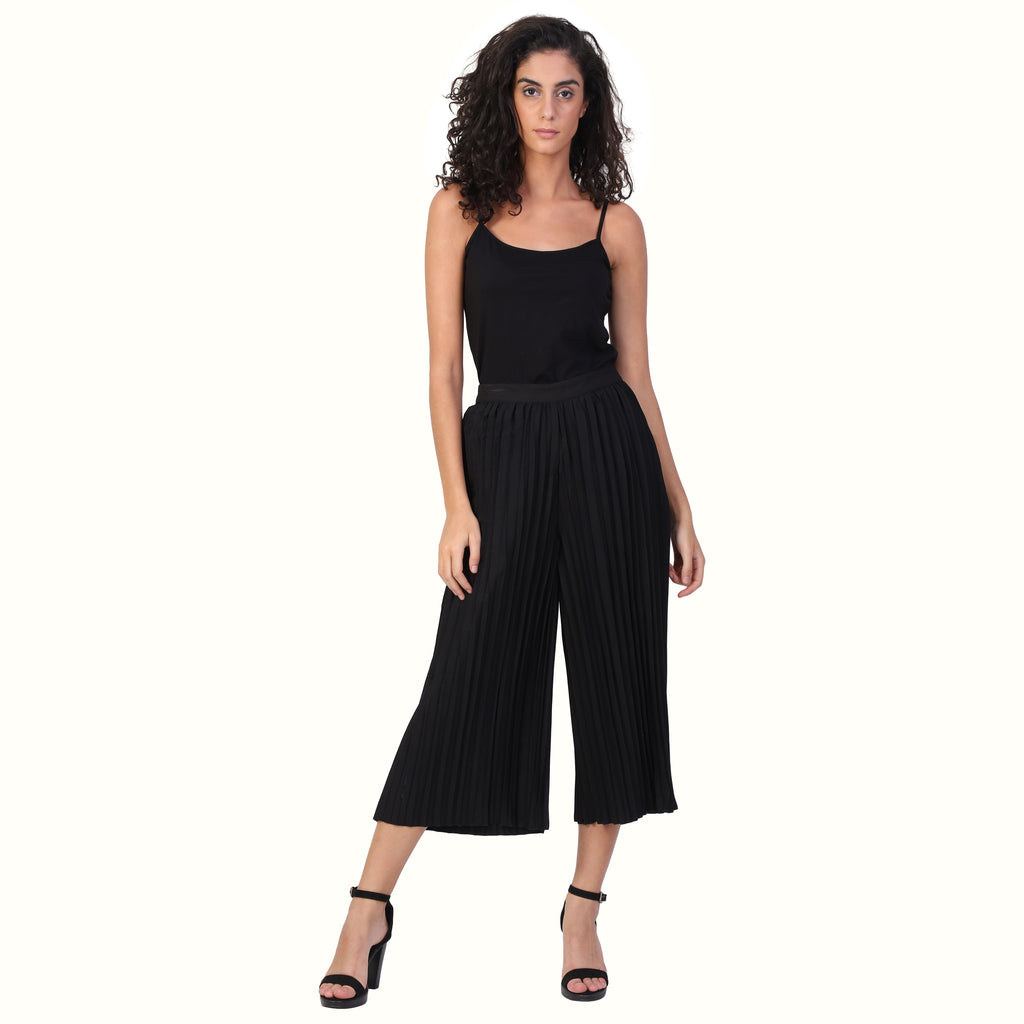 Lara Pleated Culottes