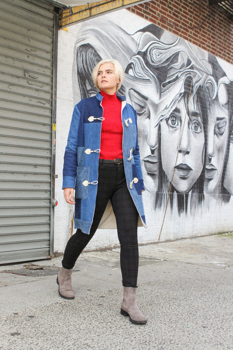 How To Wear Denim In The Winter Without Freezing Your ASS Off!