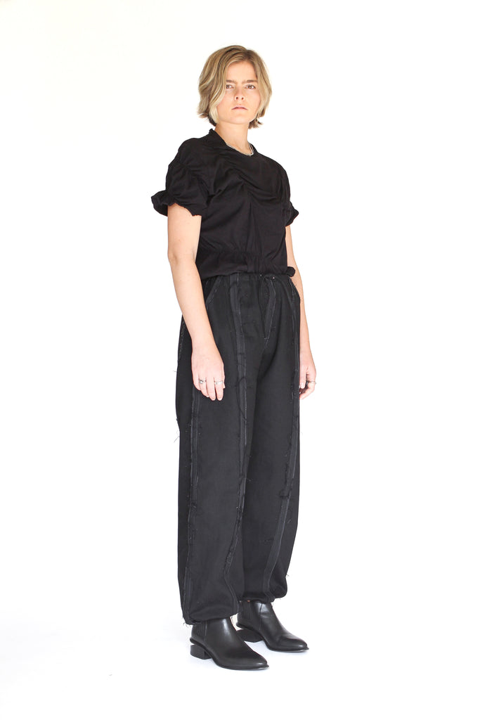 Exposed Seam Pants