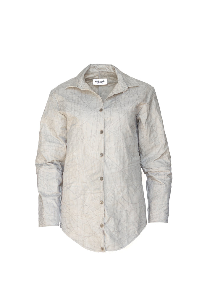 Canvas Button Down