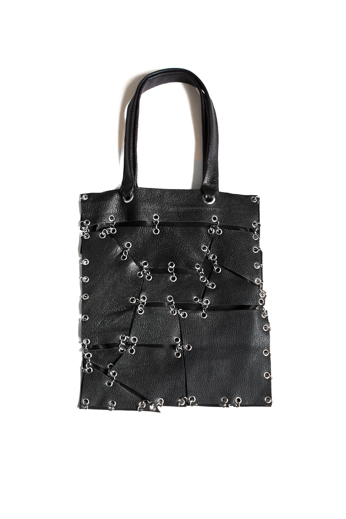 Black Mosaic Bag