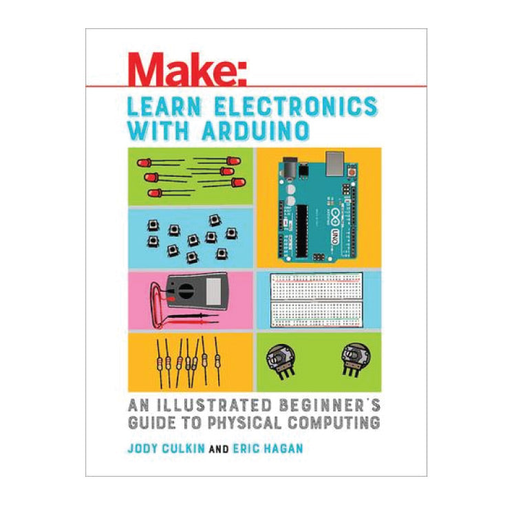 Learn Electronics with Arduino (pdf)