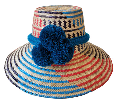 Madison Handmade Wayuu Hat - Wuitusu