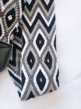 Black Eye Handmade Wayuu Bag Strap - Wuitusu