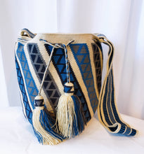 Beth One-thread Handmade Wayuu Mochila Bag - Wuitusu