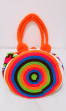 Alice Short-Handle Handmade Crochet Wayuu Bag - Wuitusu