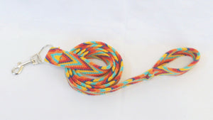 Multicolor Handmade Wayuu Pet Leash - Wuitusu