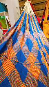 Blue Pink Yellow Chinchorro - Wuitusu