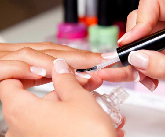 Deluxe Manicure 60 mins $60.00