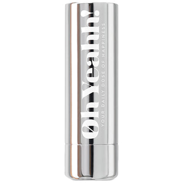 Oh Yeah Silver Lip Balm - Bella Salu Beauty Therapy