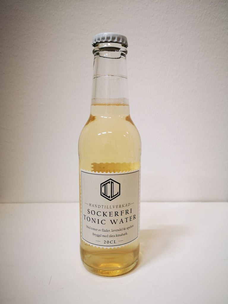 Infused Liquid Tonic Water Sockerfri - Infused Liquid AB