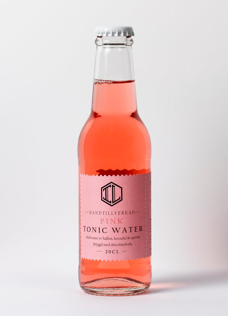Infused Liquid Tonic Water Pink - Infused Liquid AB