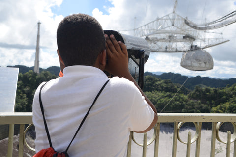 Puerto Rico: Arecibo Observatory and Seaside Lunch