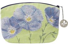 Load image into Gallery viewer, Flax Flowers Purse