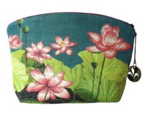 Water Lilies Purse