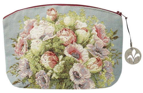 Bouquet and Flowers Purse