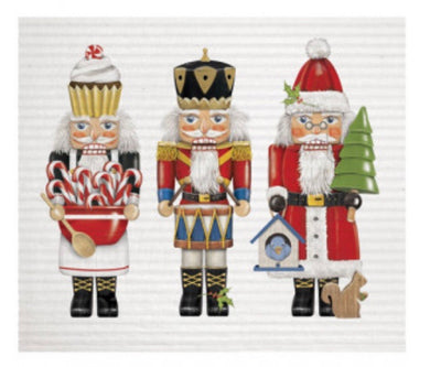 Mary Lake - Thompson Nutcrackers Sponge Cloth