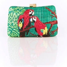 Load image into Gallery viewer, Serpui Charlotte Macaw Purse