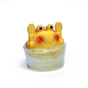 Fun Bath Pals Single Soap with Crab Toy