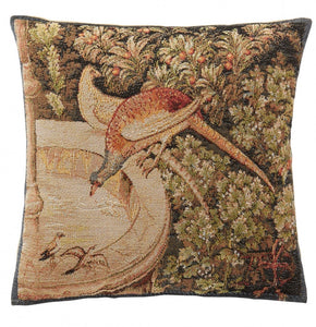 Pheasants Pillow