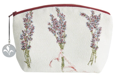 Lavender Perfume Tapestry Purse/Jewelry Bag/Cosmetic Bag