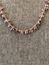 "Load image into Gallery viewer, Amethyst 18"" Necklace"