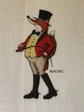 Load image into Gallery viewer, Snooty Fox Bar/Hand Linen Towels (set of 2)