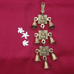 Lakshmi Bells Wall Hanging
