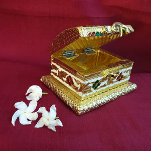 Meenakari Jewel Box