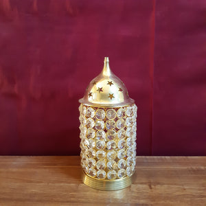 Pillar crystal lamp (big)