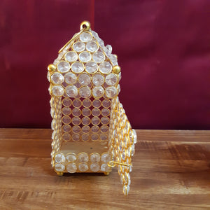Temple crystal lamp (small)