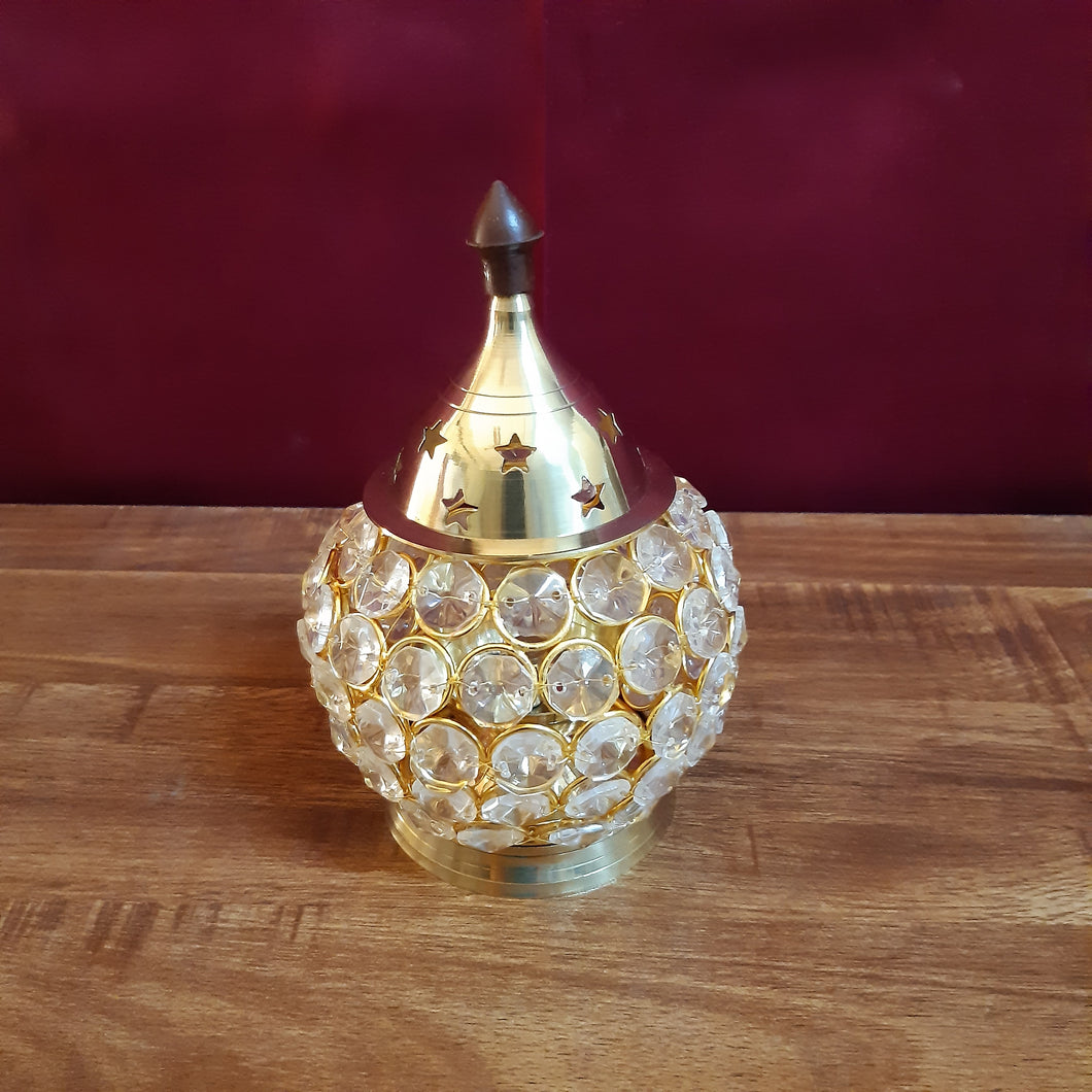 Crystal dome lamp (medium)