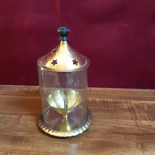 Load image into Gallery viewer, Brass lamp holder..(big)