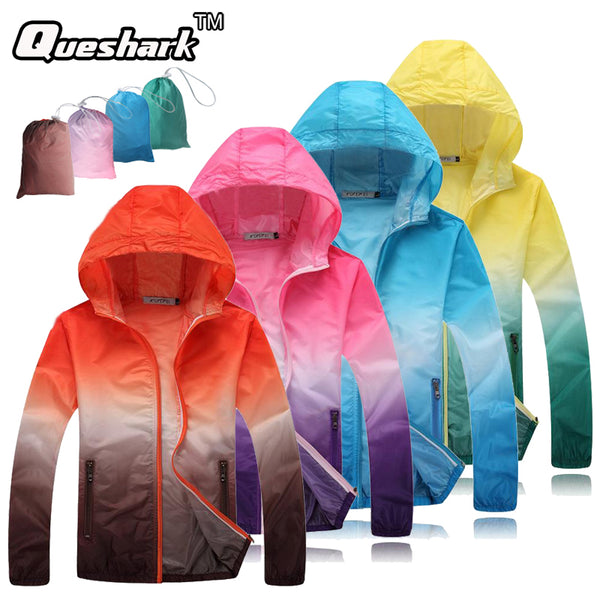 Ultralight Men Women Sun-Protective Running Jacket Skin Coat Outdoor Sport Fishing Trekking Hiking Windbreaker Cycling Jersey