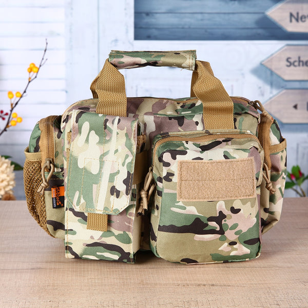 Unisex Outdoor Sports Bag Military Army Tactical Backpack Female Trekking Travel Rucksack Camping Hiking Camouflage Bag
