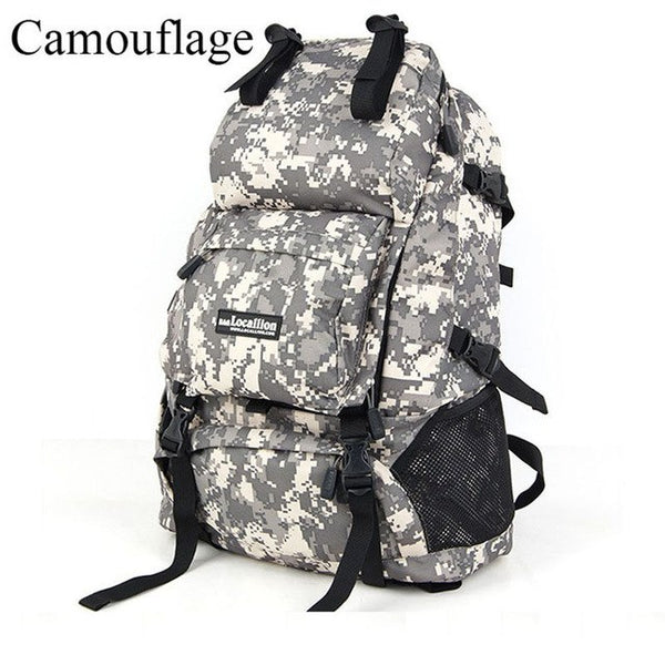 local lion newest tactical military backpack mountaineering back pack for outdoor hiking trekking climbing molle camping bag