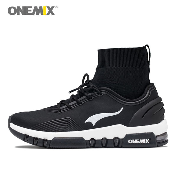 ONEMIX running shoes for men walking shoes for women outdoor trekking sneakers multifunctional walk shoes size 35-46 3 in 1 shoe