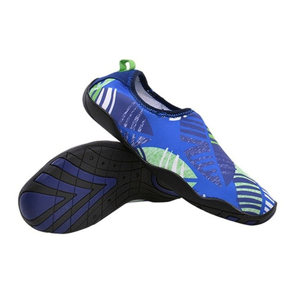 2018New Summer Beach Shoes Outdoor Men\'s Shoes Shoes Water Shoes Upstream Walking Trekking Water Quick Drying Sport Sneakers