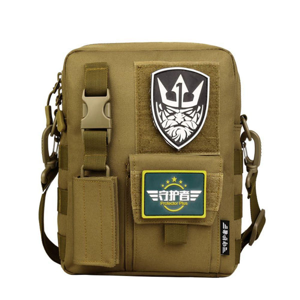 Outdoor Military Tactical Rucksacks Messenger Bag Sport Camping Hiking Trekking Bags Hot Sale
