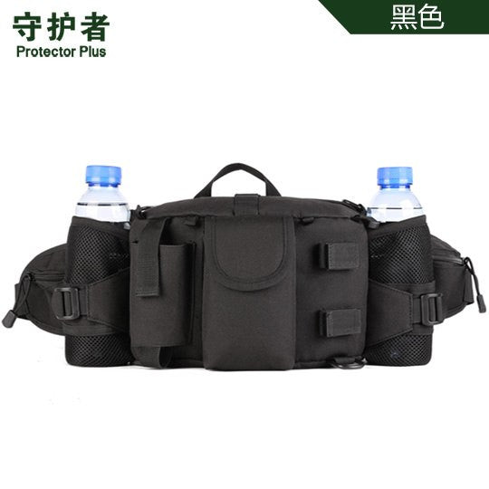 Protector Plus Hiking Trekking Waist Bag Outdoor Climbing Military Tactical Rucksacks Sport Camping  Belt Pouch