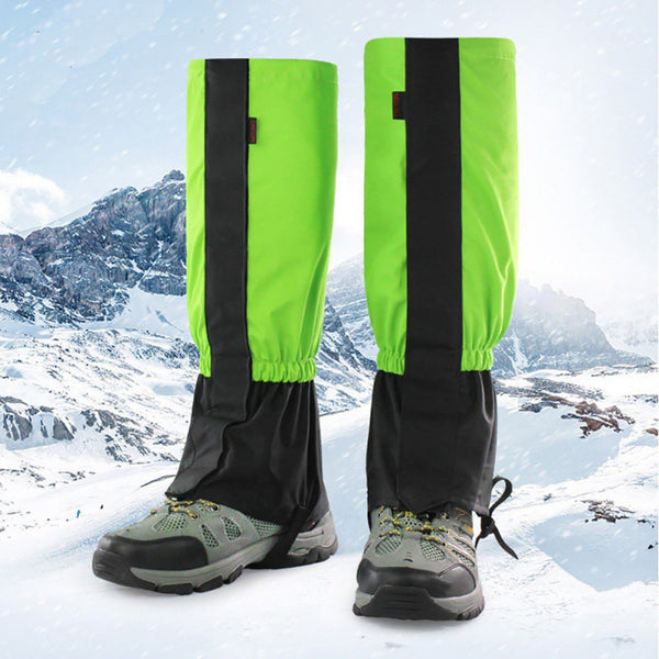 Windproof Waterproof Cycling Legwarmers Leg Cover Camping Waterproof Case