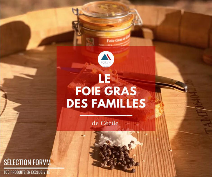 Foie gras artisanal en direct du producteur