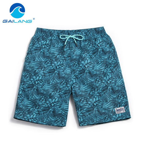 Gailang Brand 2017 Swimwear Men Beach Shorts Trunks Quick Dry Board Boardshorts Bermuda Nylon Man Swimsuits Casual Short Bottoms-moslily