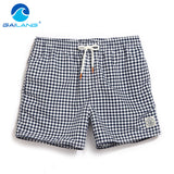 Gailang Brand Men's Quick Drying Beach Shorts Board Shorts Trunks Casual Active Shorts Jogger Swimwear Swimsuits Summer Bottoms-moslily