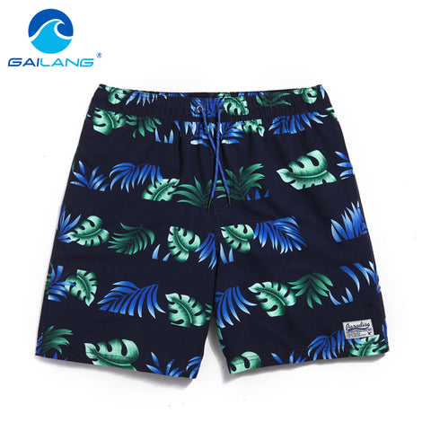 Gailang Brand Men Beach Shorts Quick Dry Bermuda Mens Shorts Casual Cargo Swimwear Men's Shorts Summer Hip Hop Mens Board Shorts-moslily