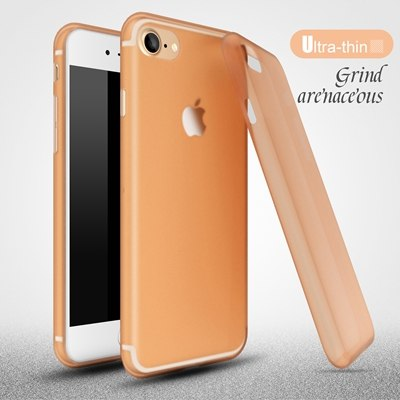 High Quality Mat PC Phone Cases For iPhone 7 Case Fashion Luxury Ultra Slim Thin Matte Cover For Apple iPhone 7 Plus 5.5inch-moslily