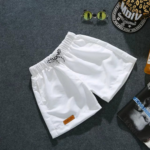 2017Brand Clothing Men's Casual Shorts Household Man Shorts Pocket G-Strings Jocks Straps Inside Trunks Beach Shorts Quick-dry-moslily