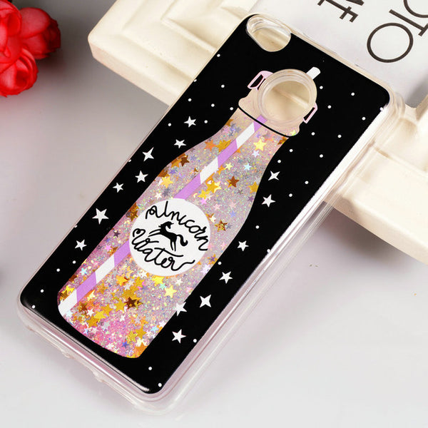 Quicksand Case for Xiaomi Redmi 4X Silicone Glitter Liquid Phone Case For Cover Xiaomi Redmi 4X 4 X Xiomi Xiami Coque Funda-moslily