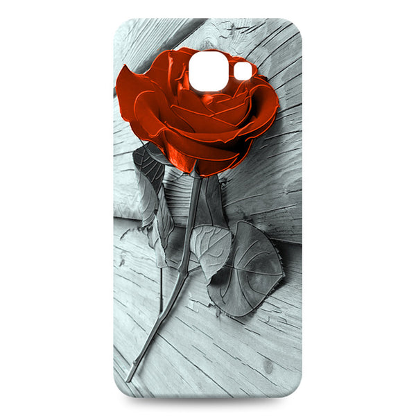 For Samsung galaxy A3 A5 A7 A8 A9 Pro 2016 Rose Flower Silicone Cover 3D Relief Skin Phone Cases For Samsung Galaxy A5 A7 2017-moslily