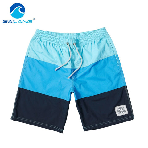 Gailang Brand Men Beach Shorts Board Man Trunks Boxer Gay Swimwear Swimsuits Shorts Bermuda Casual Active Sweatpants Boardshorts-moslily